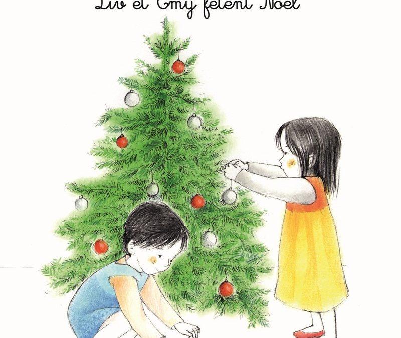 Liv et Émy fêtent Noël
